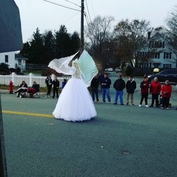 Fall River Annual Children's Holiday Parade @ Fall River, MA