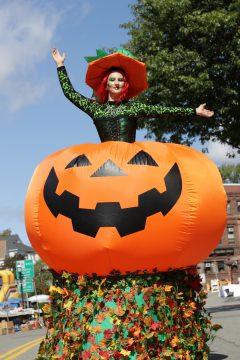 Woburn Lions Club Halloween Parade @ Woburn Main Street