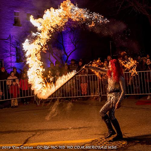 FFire Flamethrower Sword Psychopowder Sklitter Lycopodium Lyco Vol Cane Fire Performer Fire Dancer Fire Show Fire Gypsy FireGypsy Fire Gypsy Productions Massachusetts Fire and Ice Winterfest Rhode Island Connecticut Kids