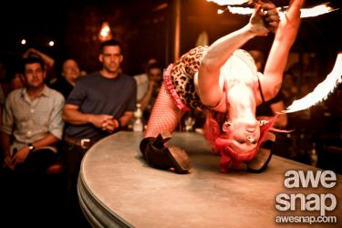 Bar Club Nightclub GOGO Fire Fans Performer Dancer CT MA RI NY NH ME
