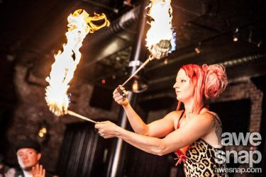 Boston Massachusetts Fire Poi Dancer Fire Performer Show Fire Gypsy Sasha