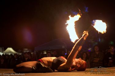 Boston Worcester Street Faire Stage Concert Festival Show Fire Poi Dancer Fire Performer Massachusetts Fire Gypsy Sasha 1