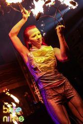 Connecticut Nightclub Fire Fans Dancer