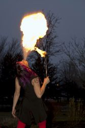 Fire Breather Performer New England 1