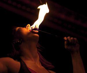 Fire Tongue