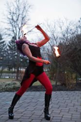 Hartford CT Fire Eater