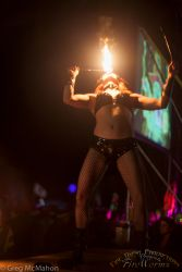 Stage Show Fire Eating 1