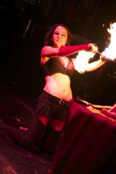 Stage Show Fire Poi Dancer Fire Performer Framingham MA Fire Gypsy 1