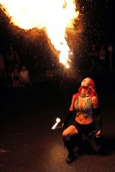 Circus Fire Breather Rhode Island