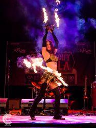 Fire Belly Dance Hip Belt