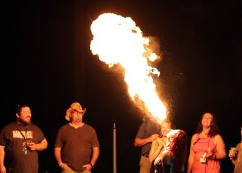 Fire Breather Rhode Island Performer