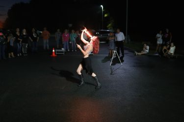 Fire Eater Fire Eating Entertainment Massachusetts Company Party