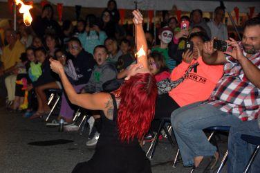 Fire Eater Massachusetts Event Entertainment Circus Performer