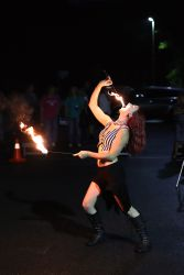 Fire Eater Performer Rhode Island Event Entertainment