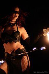 Tribal Fire Belly Dancer