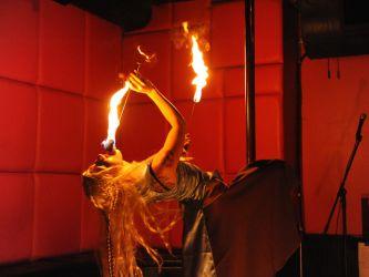 Daenerys Fire Eating