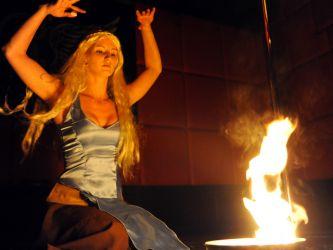 Stormborn Daenerys Fire
