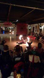 d Fire Fan Dancer Fans Performance Circus Artist Act Massachusetts